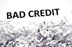 Must Know Things about Bad Credit Score Mortgages