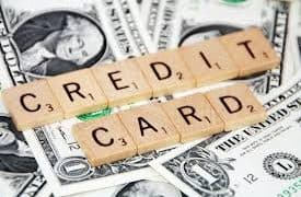 What is an Bad debt credit card ?