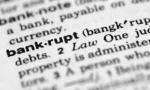Legal Considerations For When You Have To Apply For Business Bankruptcy
