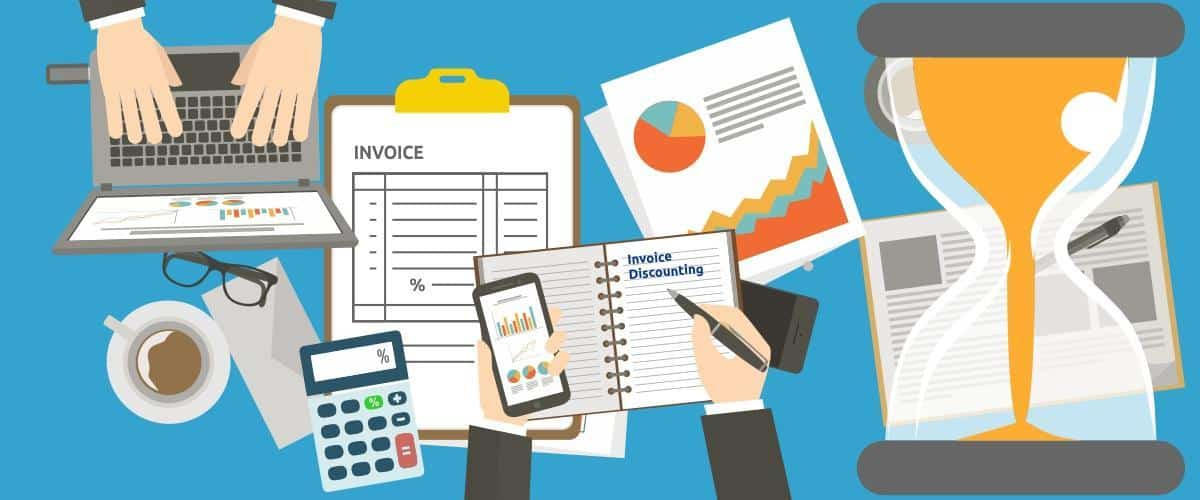 Reasons Invoice Discounting Is Considered as Smart Financing